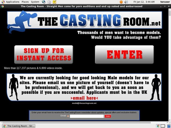 Free The Casting Room Site Rip