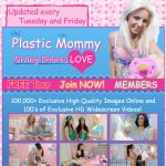 Plastic Mommy With Yen
