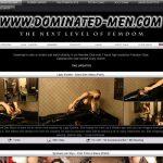 Trial Membership Dominated-men.com Free