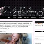 Zara Zentio Username