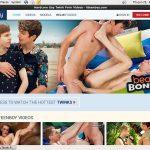8 Teen Boy Discount Signup