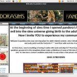 Pandora Sims Passes
