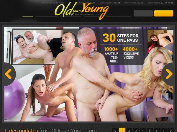 Old Goes Young Get Membership