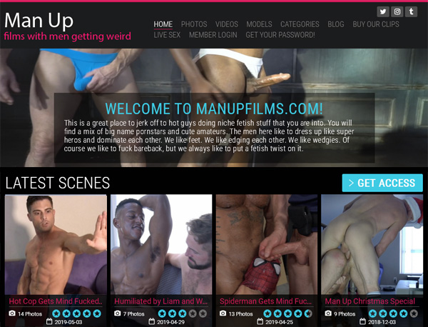 Free Working Manupfilms.com Account