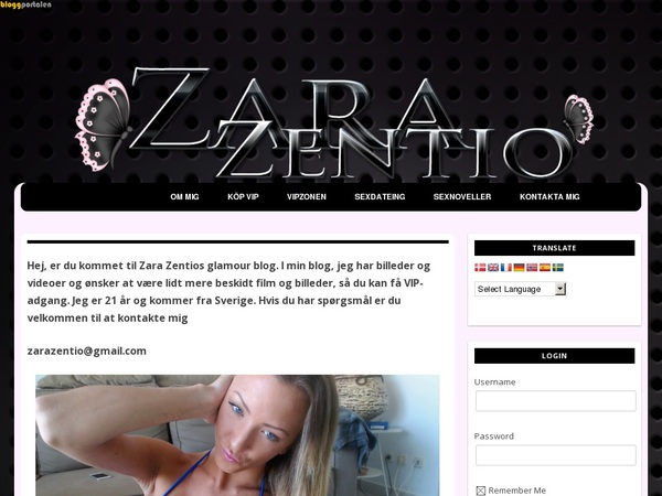 Zara Zentio Limited Rate