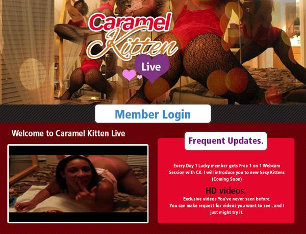 Caramel Kitten Live Free Hd Porn
