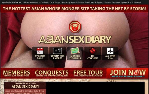Asian Sex Diary Premium Logins