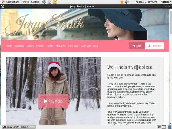 New Jeny Smith Videos