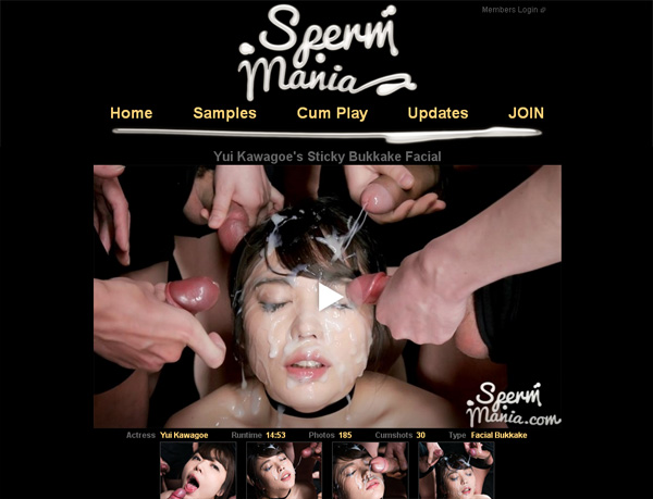 Pass Spermmania